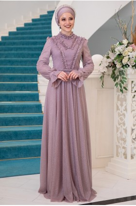 Al Marah Çıtır Evening Dress