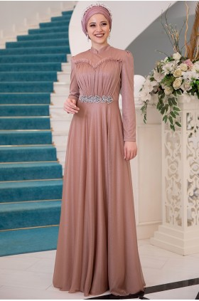 Al Marah Ahu Evening Dress