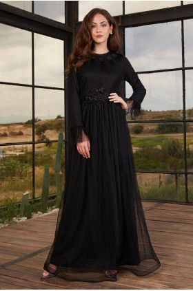 Annahar Dilem Evening Dress