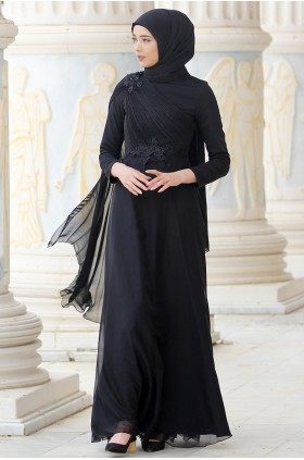 Nurbanu Kural - Alya Evening Dress