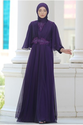 Nurbanu Kural - Beren Evening Dress