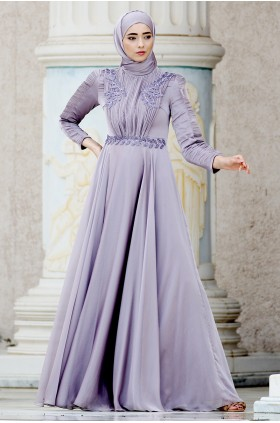 Nurbanu Kural - Besra Evening Dress