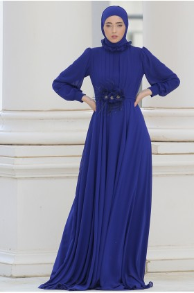 Nurbanu Kural - Çise Evening Dress