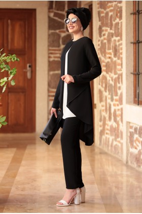 Piennar - Eslina  Suit  Black