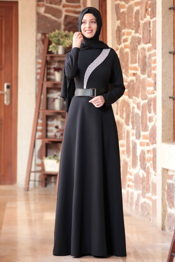 Semra Aydın - Nare Dress Black