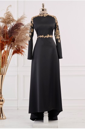 Gamze Özkul - Ahsen Evening Dress