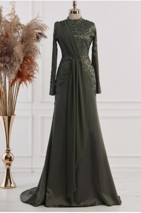 Gamze Özkul - Miray Evening Dress