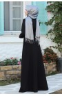 Rabeysa  - Zeynep Dress Black