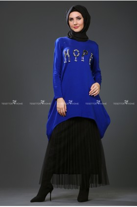 Som Fashion - Hope Tunic Saxe