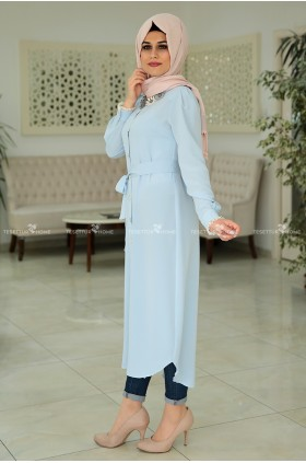Som Fashion Baby Blue Mine Tunic